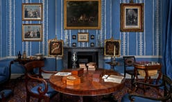 The Geffrye Museum has created an interactive tour of iconic London home design