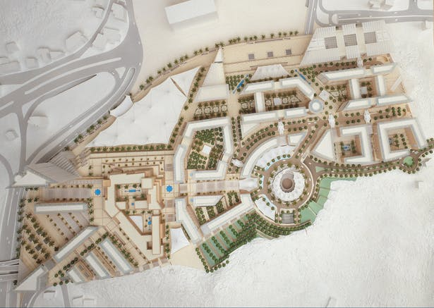 Jabal Omar Development Makkah | Mehmet Saltuk Ateshin