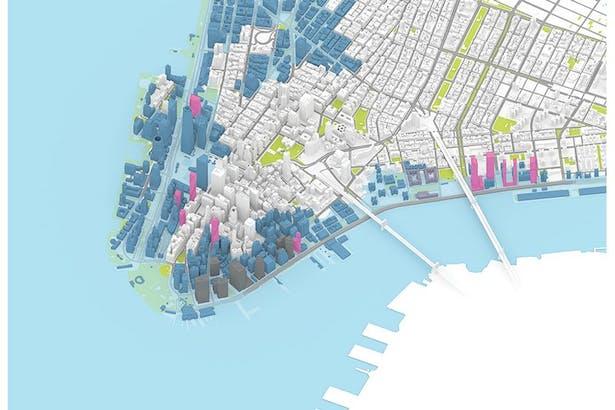 Lower Manhattan Coastal Resiliency Project