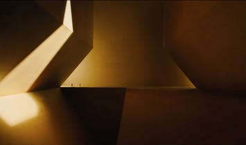 Is the architecture in 'Blade Runner 2049' really Brutalist?