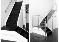 Contemporary Glass Railings