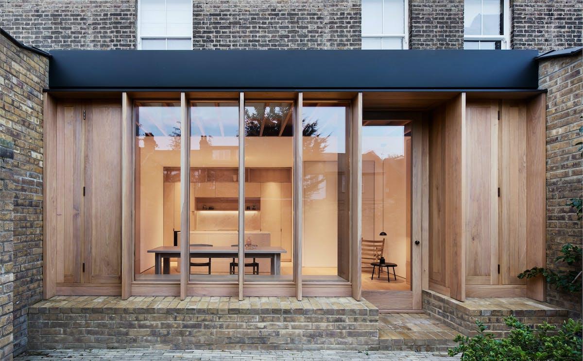 Dewsbury Road London O Sullivan Skoufoglou Architects