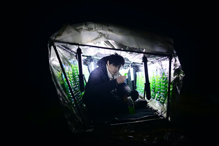 Algae Greenhouse by Him Wai Lai