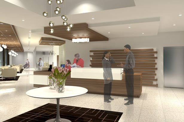 Hospital Concept Jim Hughes Archinect