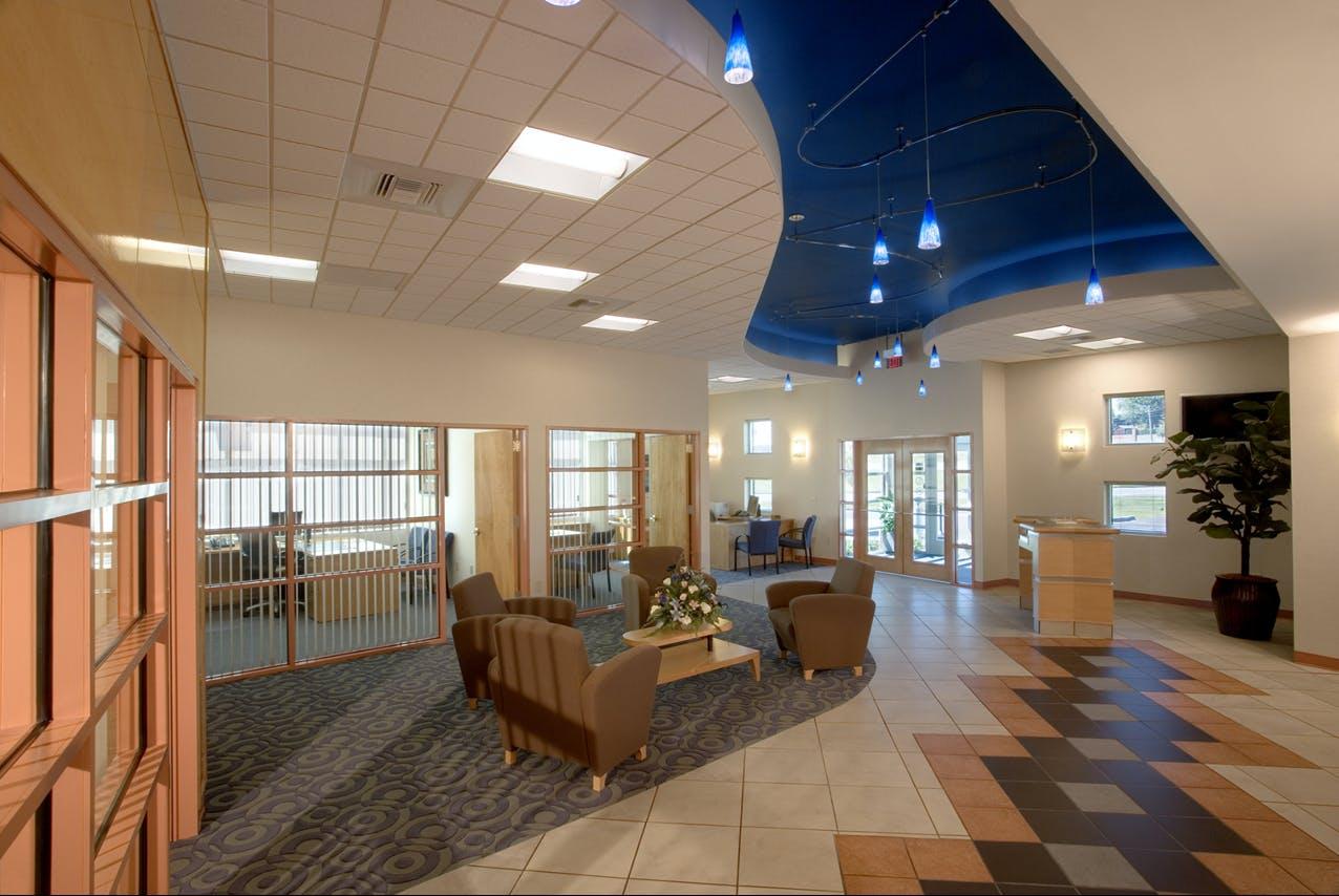 Bank Branch Interior Design Home Design