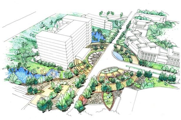 An Shun Campus Landscape Planning Design Ying Vera