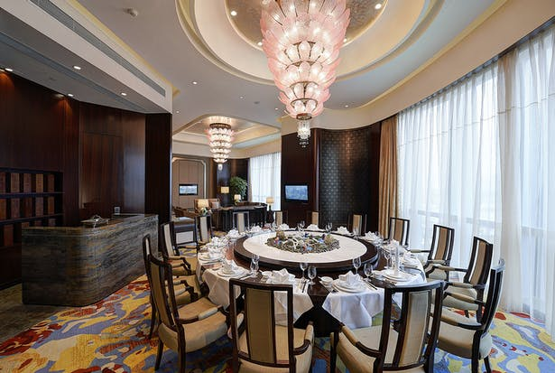 Shangrila-Hotel Yiwu - Chinese Restaurant