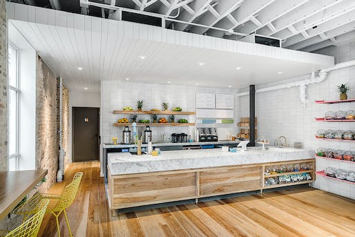Jugo, Austin, TX. Designed by: Michael Hsu Office of Architecture. Photo: Chase Daniel​