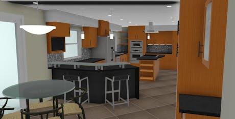 Residence Kitchen Remodel