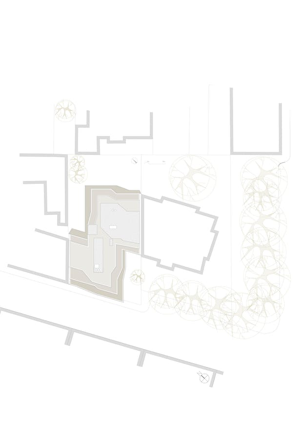 site plan © HOLODECK architects