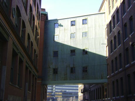The Old NECCO Factory