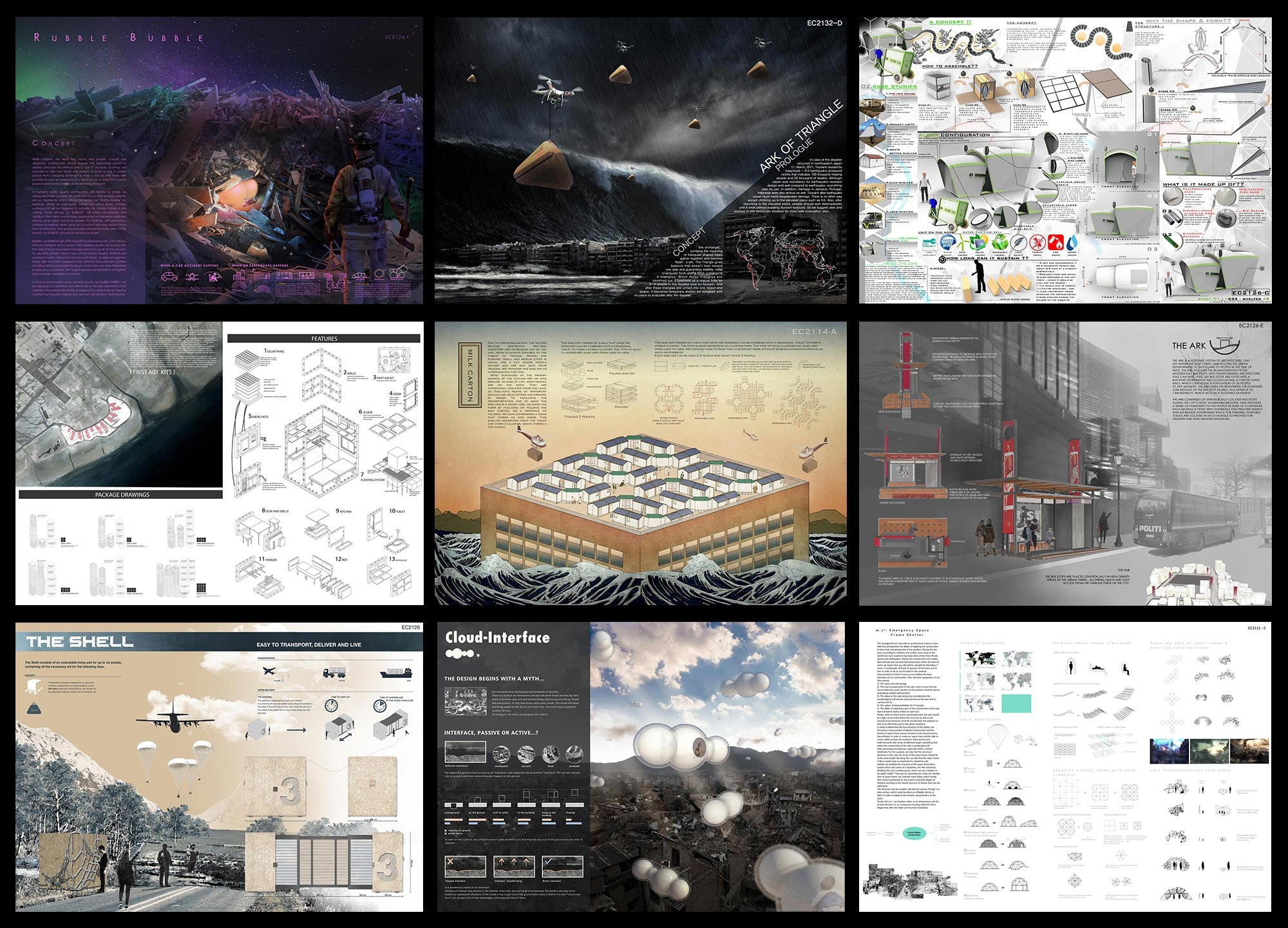 Instant win competitions online architecture