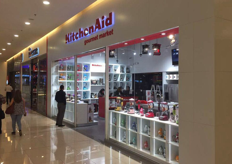 kitchenaid boutique
