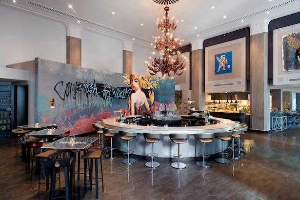 Main Bar Space