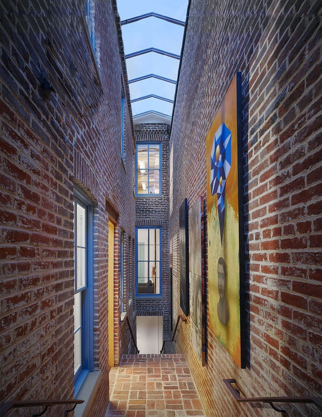 BELL Architects Office in Washington D.C. by Bell Architects