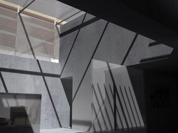 Interior: Lobby