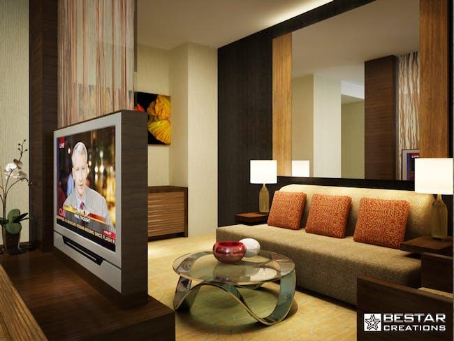Designed byHBA, Rendered by Bestar Creations Ltd