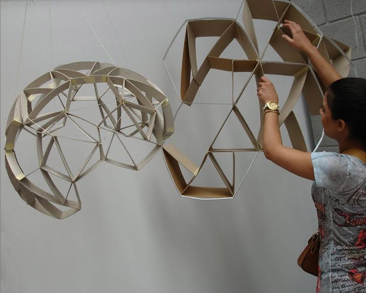 geodesic moon workshop