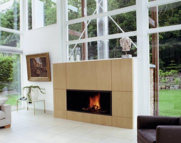 Bloch Design fireplace