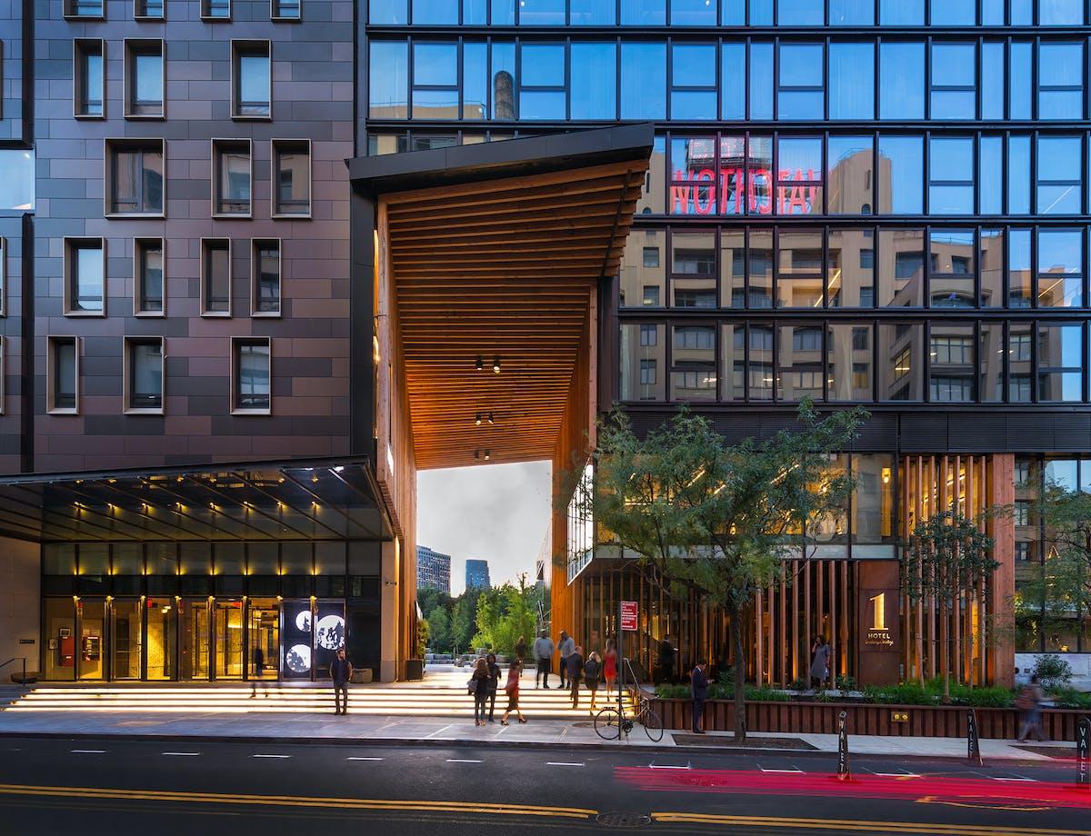 Bridge Street Auto >> Pierhouse & 1 Hotel Brooklyn Bridge   Marvel Architects   Archinect