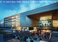 Mersin chamber of commerce-industry building competition project