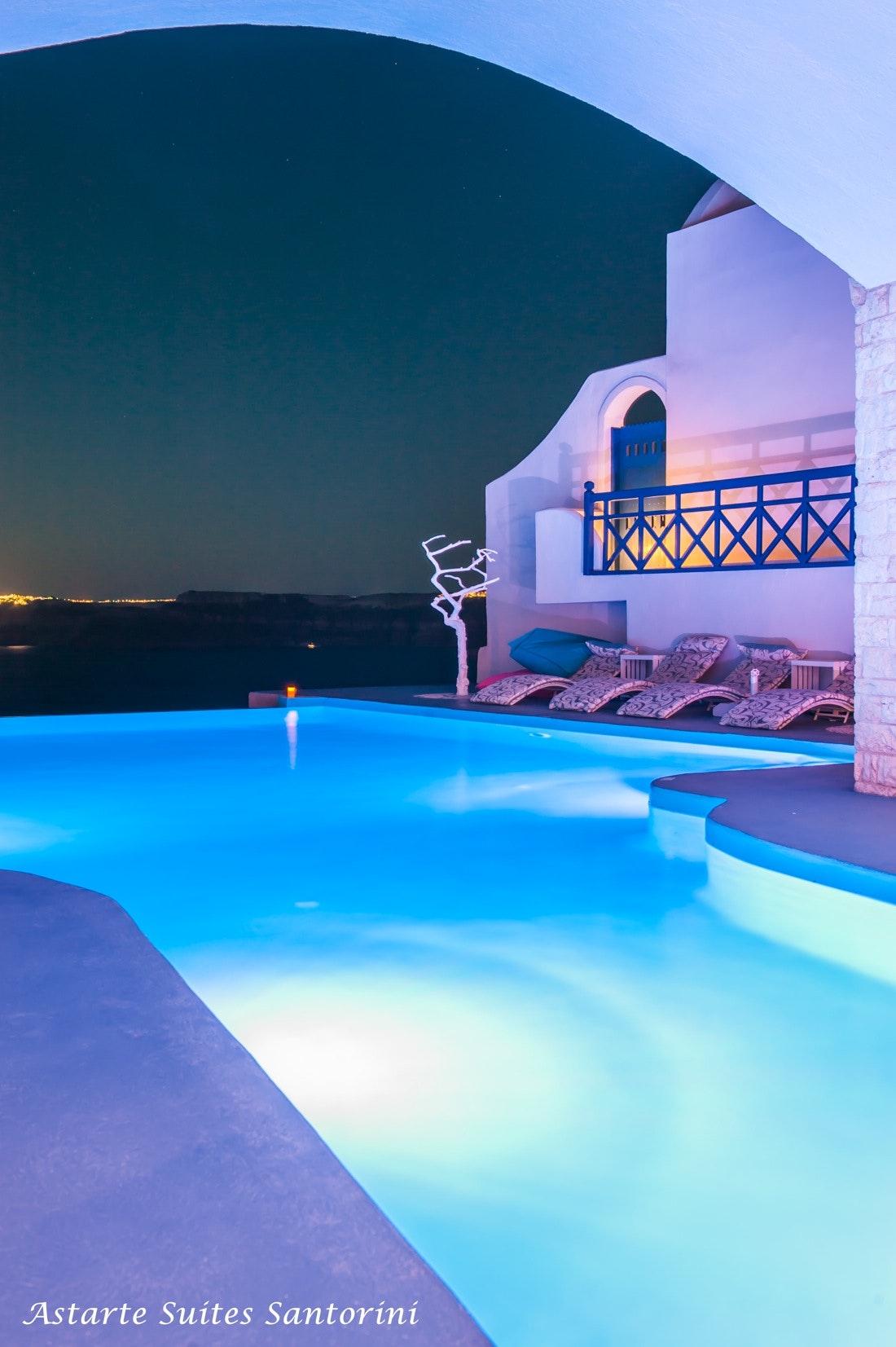 Astarte Suites Hotel Santorini Greece A Amp J Archinect