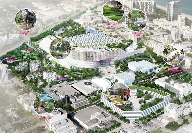 Landscape attractions, Image © OMA