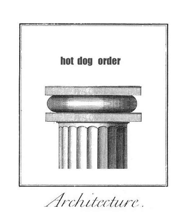 hot dog order