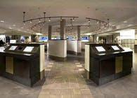 "USPS Grand Central Station ""Business Web Center"" (new interior construction),"