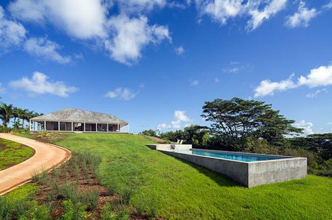 The Hut House in Kauai. Credit: Johnston Marklee