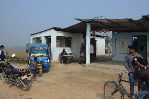 Sanitation and Health Rights India (SHRI). Photo courtesy of 2017 Fuller Challenge.