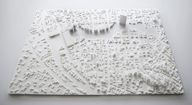 Physical model (Image: KAMJZ)
