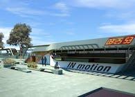 IN Motion Transit Retail Pavilion