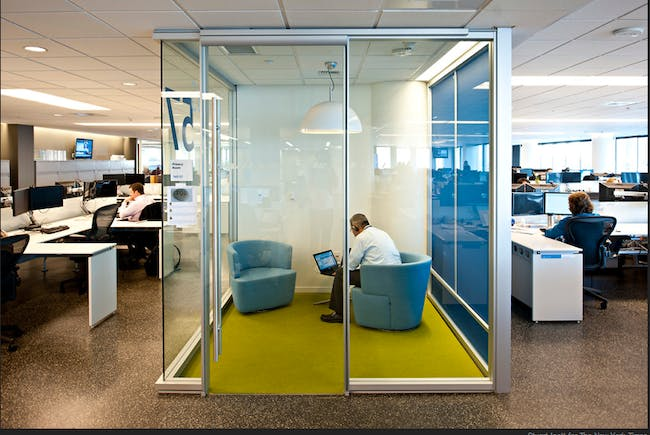 Russell Investments by NBBJ photo by Stuart Isett for NYT