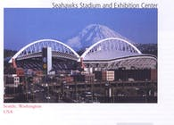 Seahawk Stadium, Exhibition Center and Parking Structure