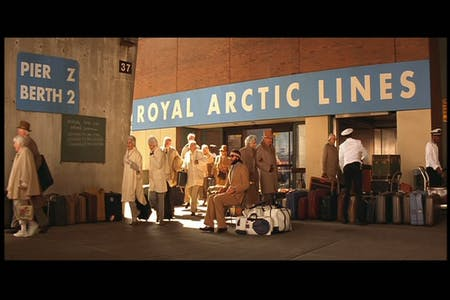 Screenshot from 'The Royal Tenenbaums', via quietbubble.wordpress.com.