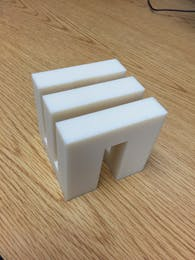 3-d printed object