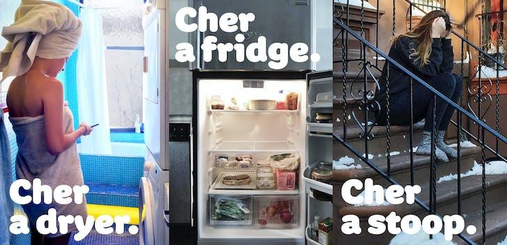 Cher, a project in the Triennale, by Caitlin Blanchfield, Glen Cummings, Jaffer Kolb, Farzin Lotfi-Jam og Leah Meisterlin, courtesy of the Oslo Architecture Triennale