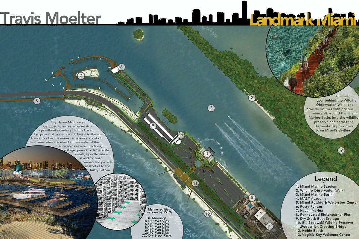 Landmark Miami | Travis Moelter | Archinect
