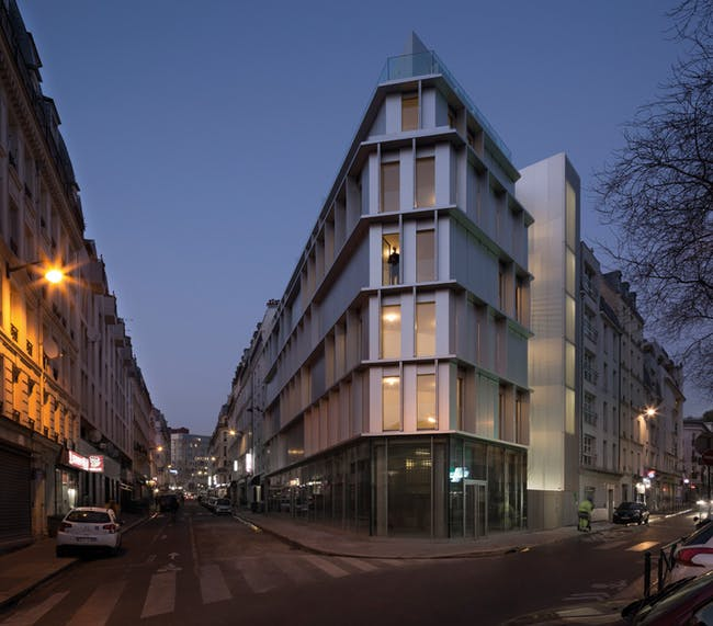 Completed Buildings - HOUSING: Aluminium Tip by Babin + Renaud