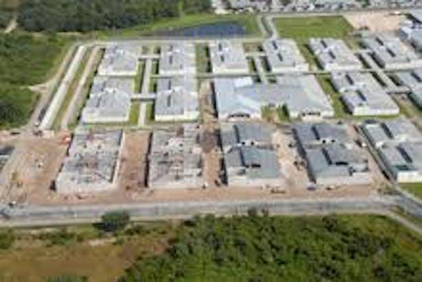 Falkenburg Road Jail Expansion Eric L Girven Archinect