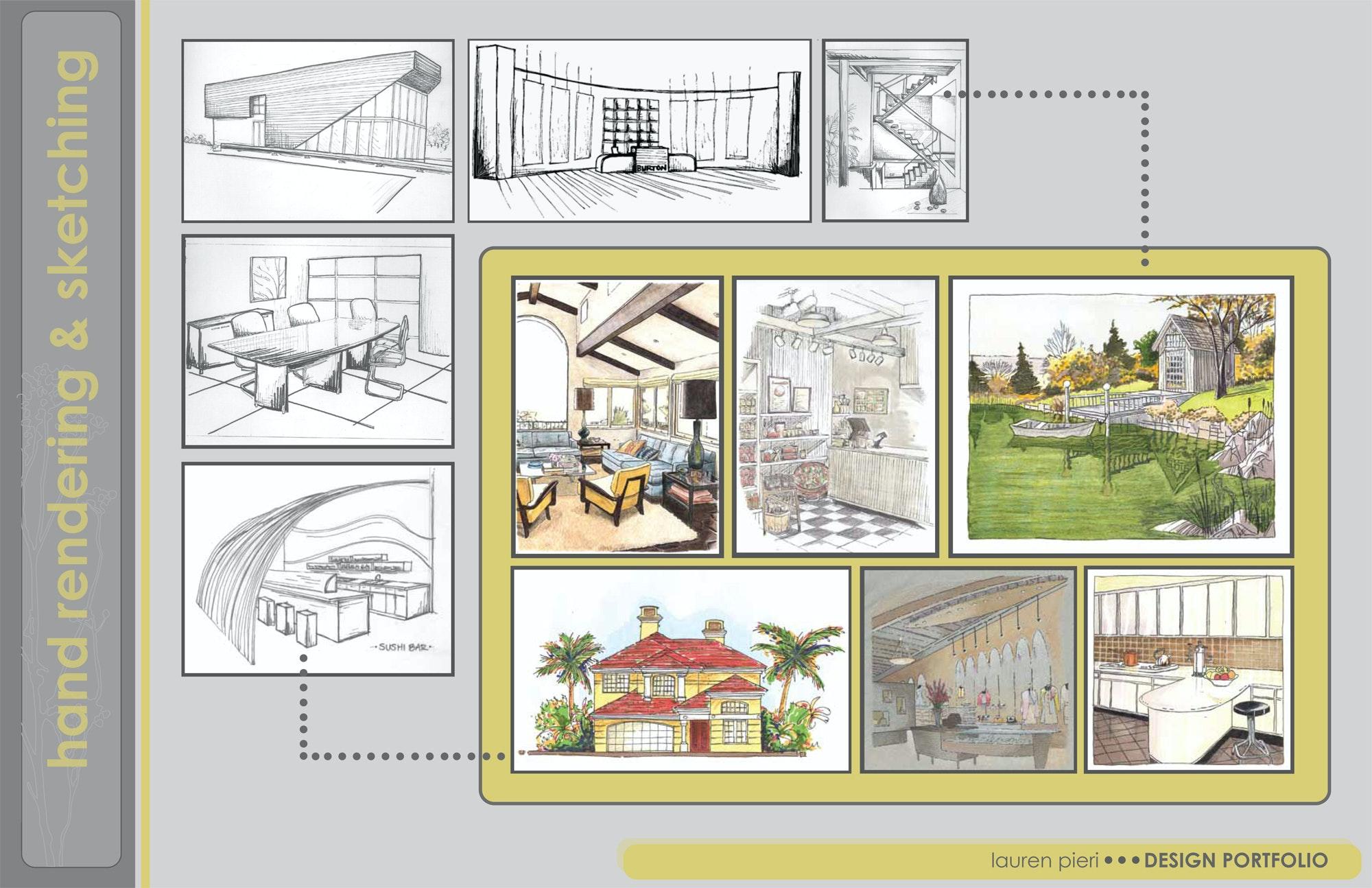 purdue interior design portfolio