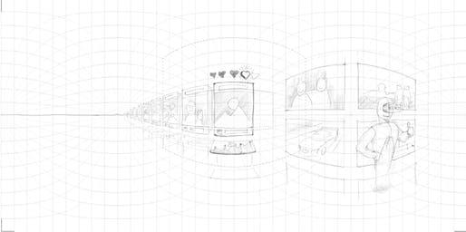Volodymyr's 10 minute sketch. Image: Volodymyr Kurbatov