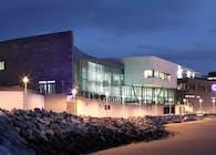 Center of Thalassotherapy in Gijón (Spain). Estudio de Arquitectura NAOS