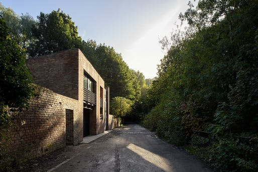 Ouseburn Road by Miller Partnership Architects. Photo by Jill Tate
