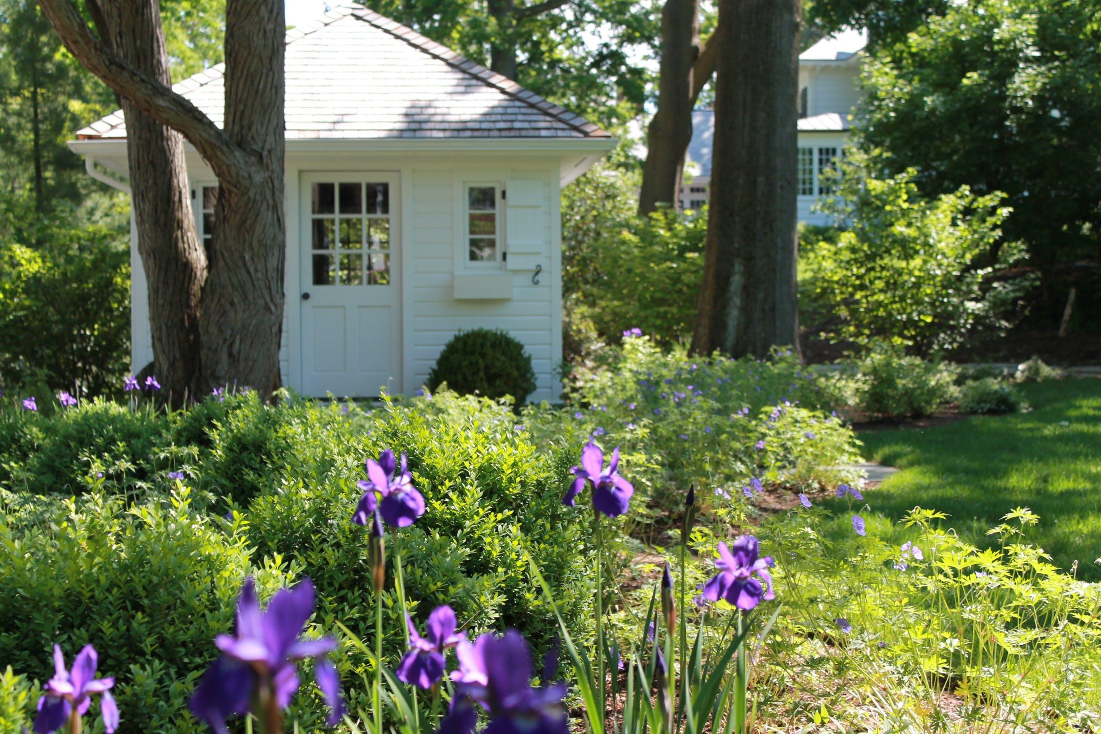 Twin Oaks Restoration | Summit, NJ | Rosen Kelly Conway Architecture ...
