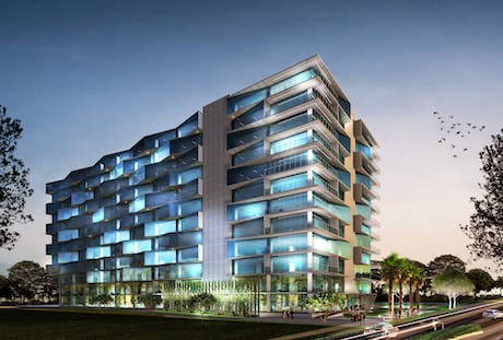 Office Towers, Hyderabad