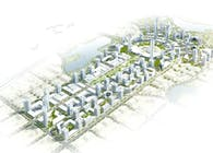 Changchun Gateway-CBD masterplan and landscape design