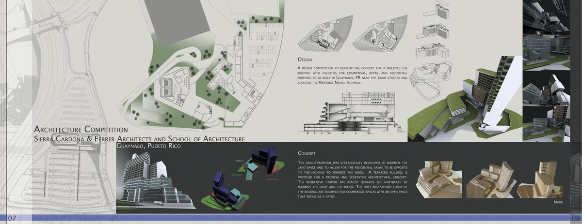 Architecture Competition  Sierra