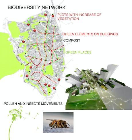 Biodiversity network